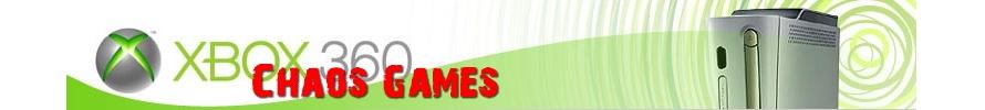 Chaos Games - Xbox 360