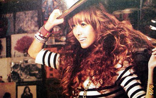 [PICS/SCAN] Jessica in Oh! album's booklet and official website, 29.01.10 25161_16