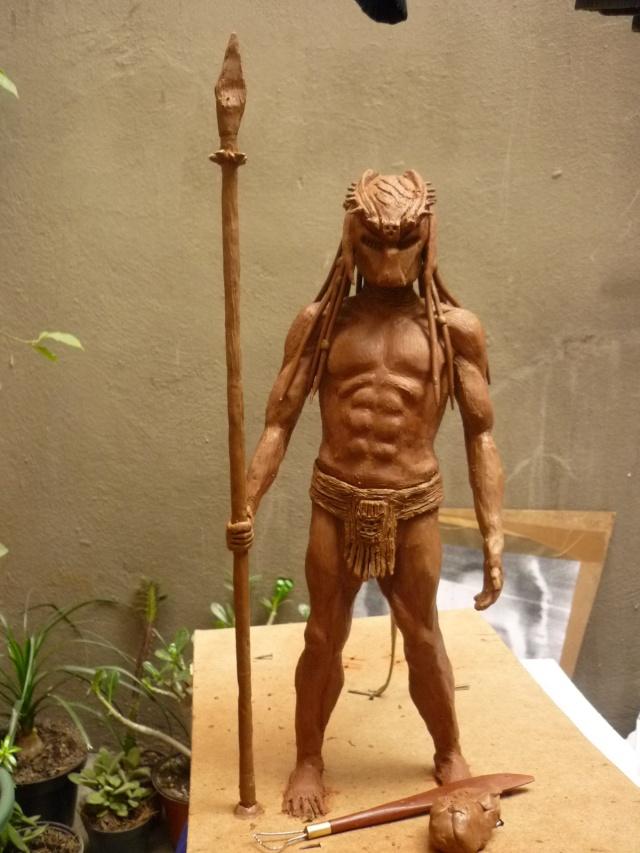Escultura Depredador por Hiperión Z110