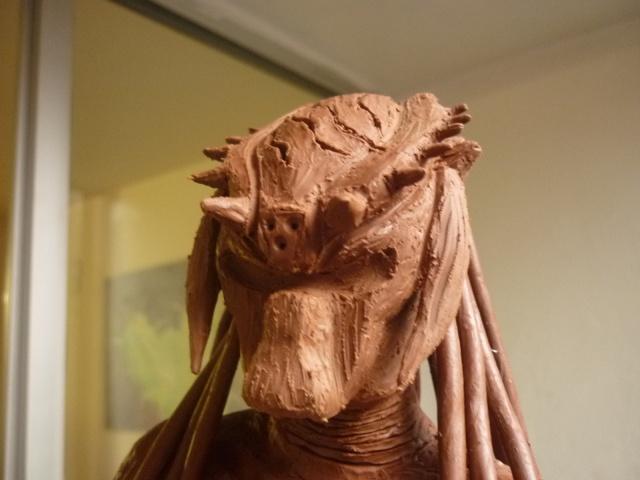 Escultura Depredador por Hiperión Z210