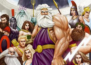 Dioses del Olimpo MMO