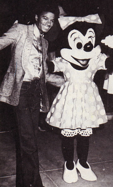 Michael e la Disney 15410