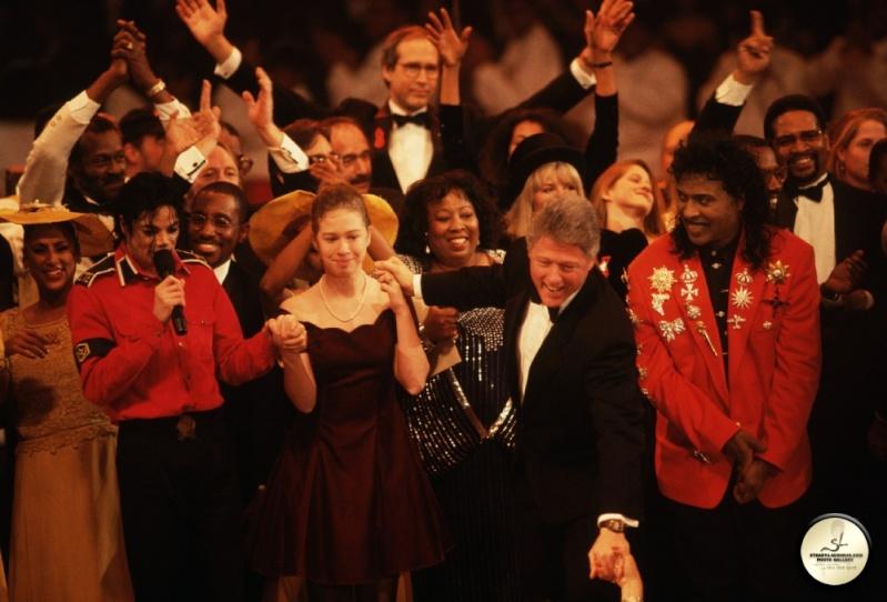 Michael nella playlist della figlia di Bill Clinton Inag_912
