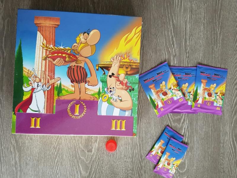 """Collection de cartes """"Astérix aux Jeux Olympiques""""  et balles magiques (cora et match) - Page 3 20160710"""