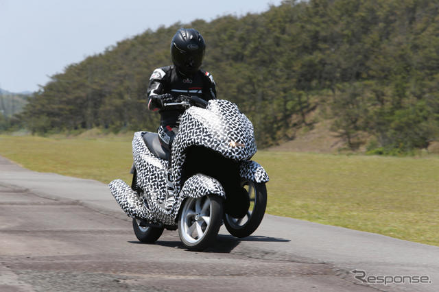 Yamaha 3 Roues pour 2014 - Page 2 57648510
