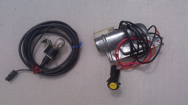 For Sale: Pwr Trunk Lock & Light 7377pw10