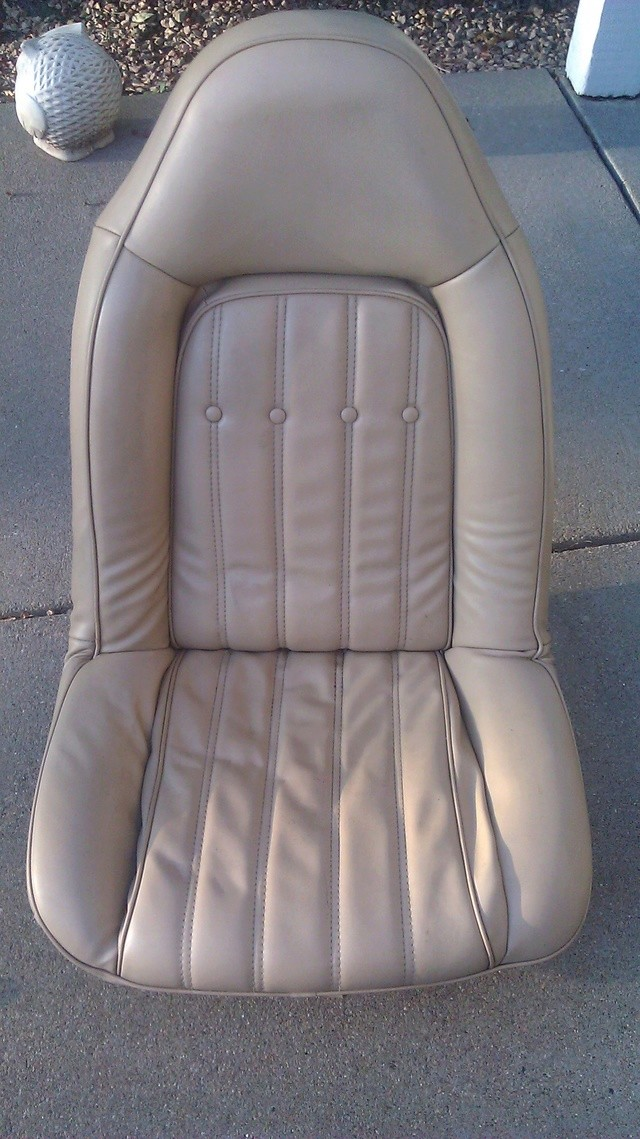Swivel Bucket Seat For Sale 76mont14