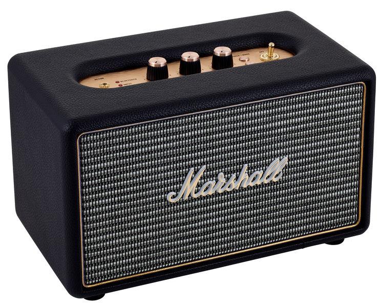 MARSHALL Acton BK (Enceinte Stéréo Bluetooth) Marsh10