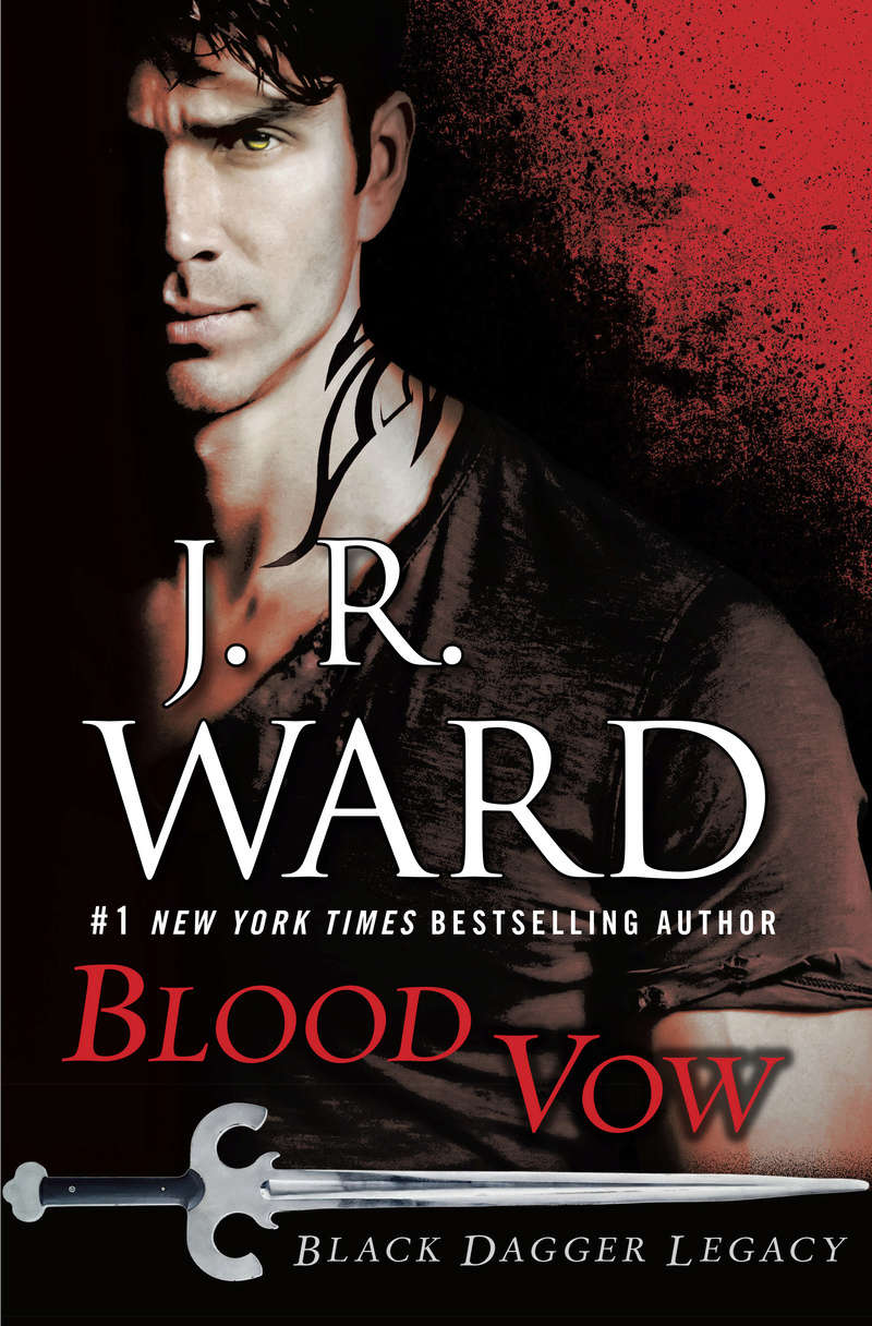 WARD JR - THE BLACK DAGGER LEGACY - Tome 2 : Blood Vow 97804510