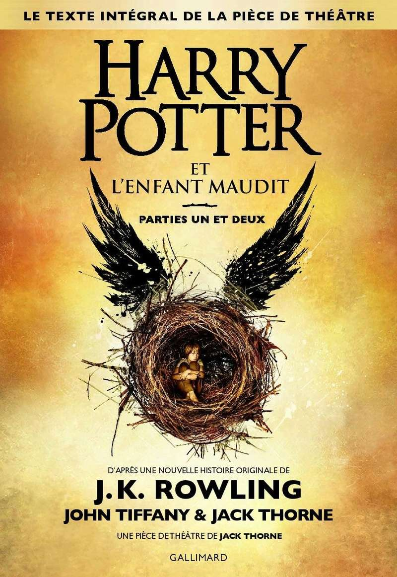 ROWLING J.K., TIFFFANY John & THORNE Jack - HARRY POTTER ET L'ENFANT MAUDIT - Tome 8 Harry10