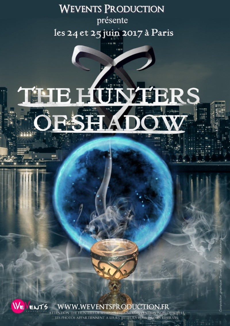The Hunters of Shadow  - Convention autour de The ShadowHunters  Thumbn10