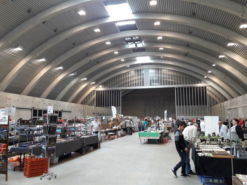 Salon Modélisme Mons Expo 20160814