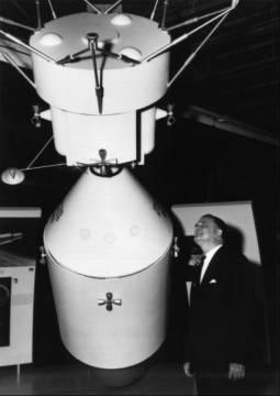 Lunar Excursion Module – Grumman – 1962 – 1/48éme par Tezio 19622010