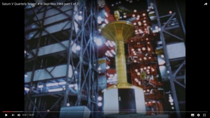 Deuxième étage factice de Saturn V Captur11