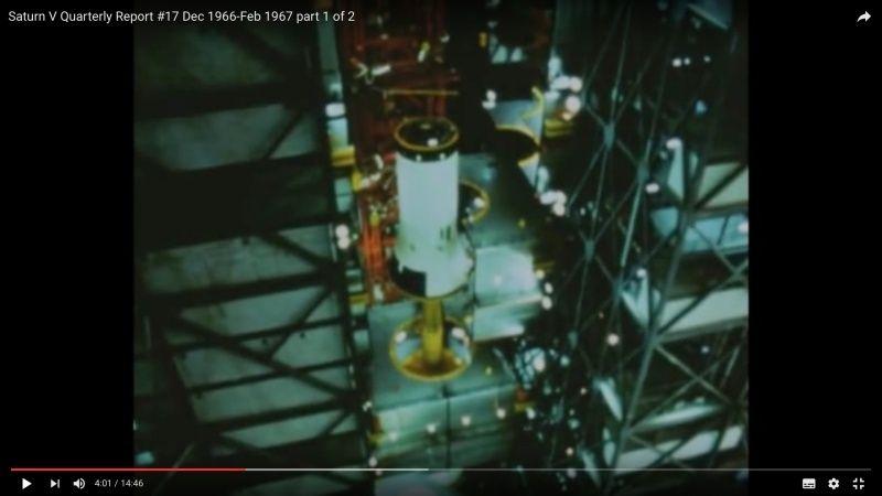 Deuxième étage factice de Saturn V Captur12