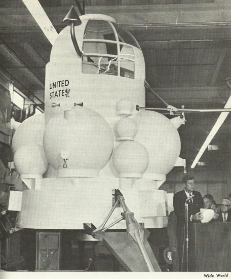 Lunar Excursion Module – Grumman – 1962 – 1/48éme par Tezio Early-10