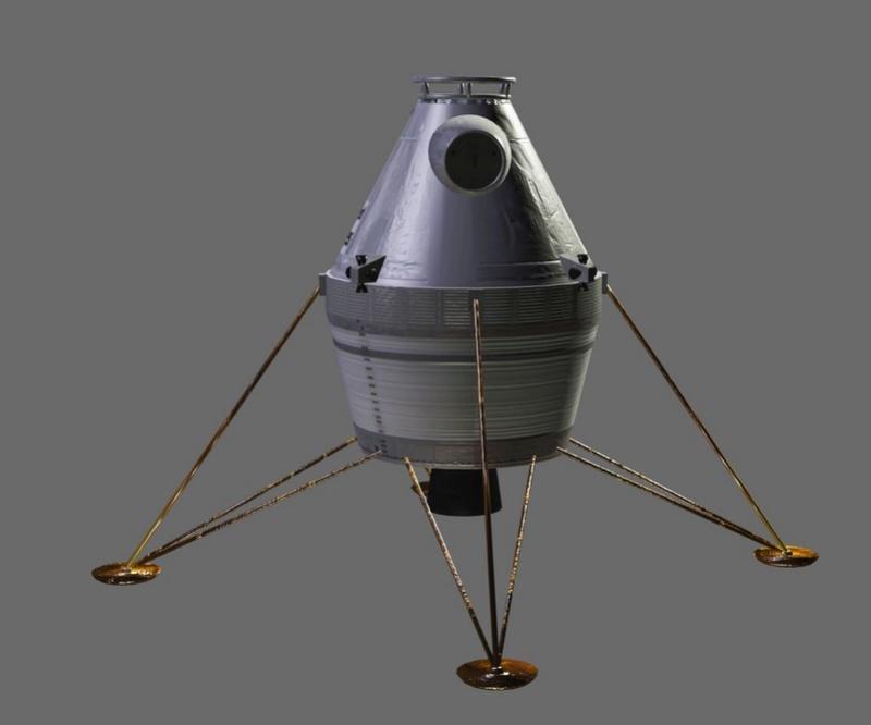 Lunar Excursion Module – Grumman – 1962 – 1/48éme par Tezio Lem19611