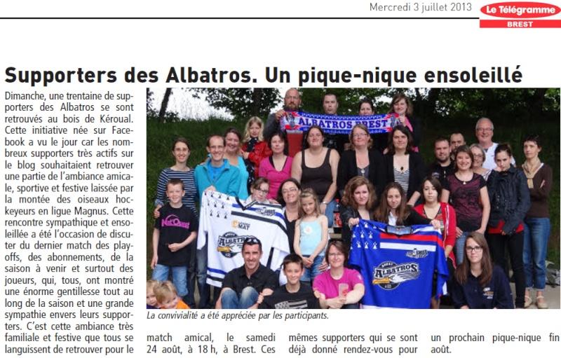 Articles Sur Les Albatros 2013 - 2014 Articl11