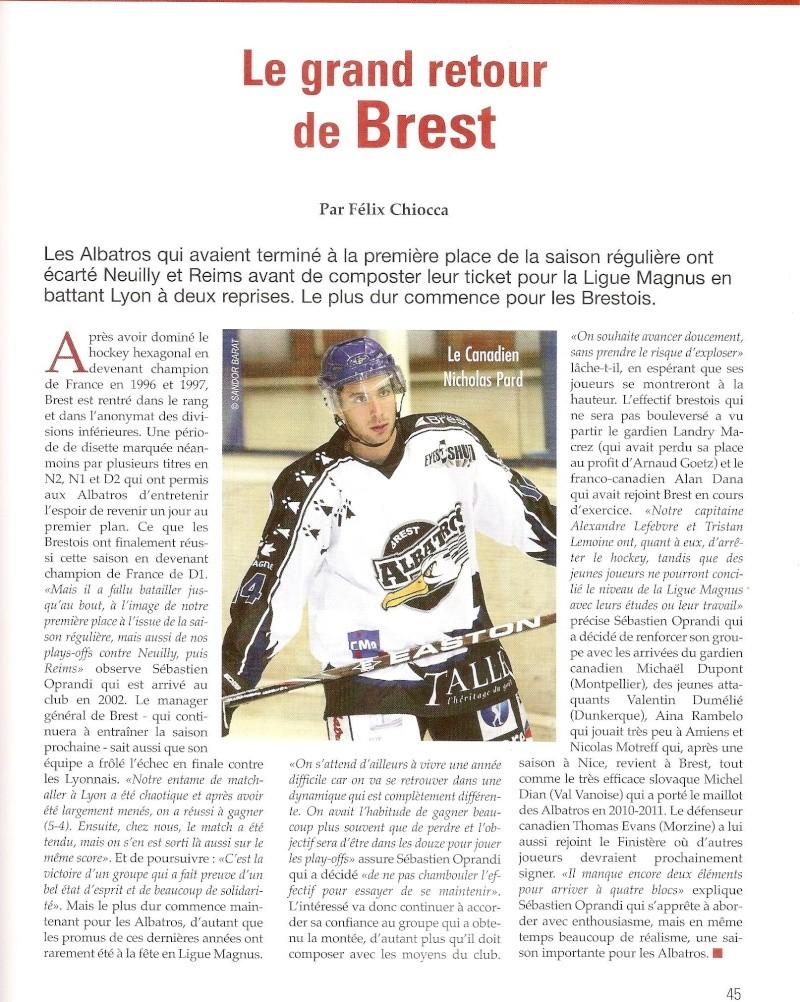Articles Sur Les Albatros 2013 - 2014 Hockey11
