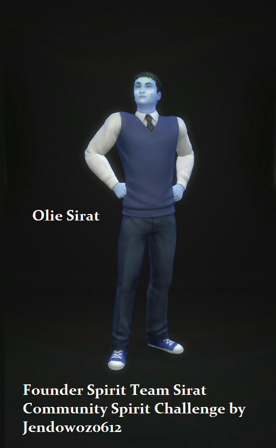 EQ's Spirit Team Sirat 07311610