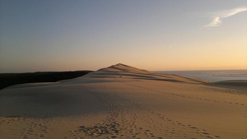 La dune du Pyla (bassin d'Arcachon) 30092011