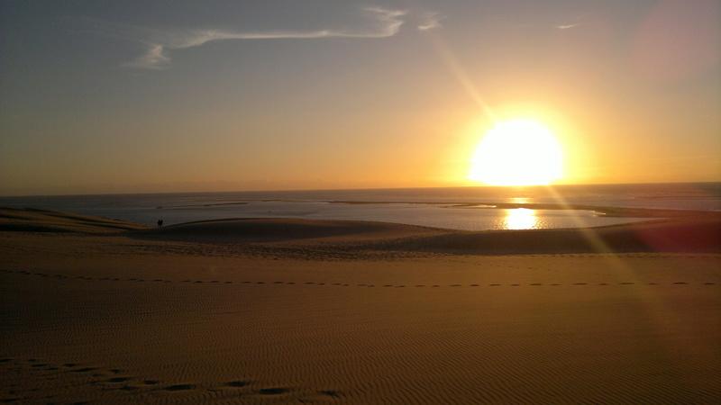 La dune du Pyla (bassin d'Arcachon) 30092012