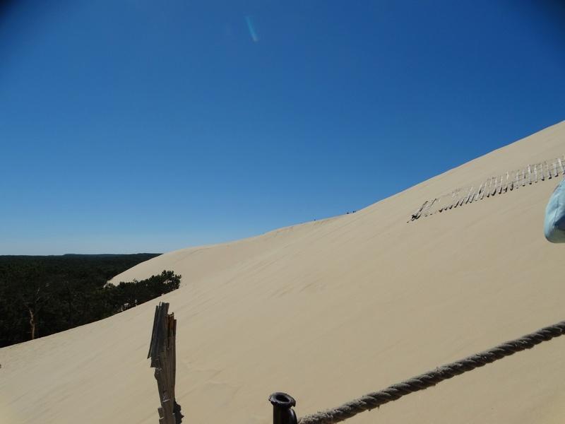La dune du Pyla (bassin d'Arcachon) Dsc04045