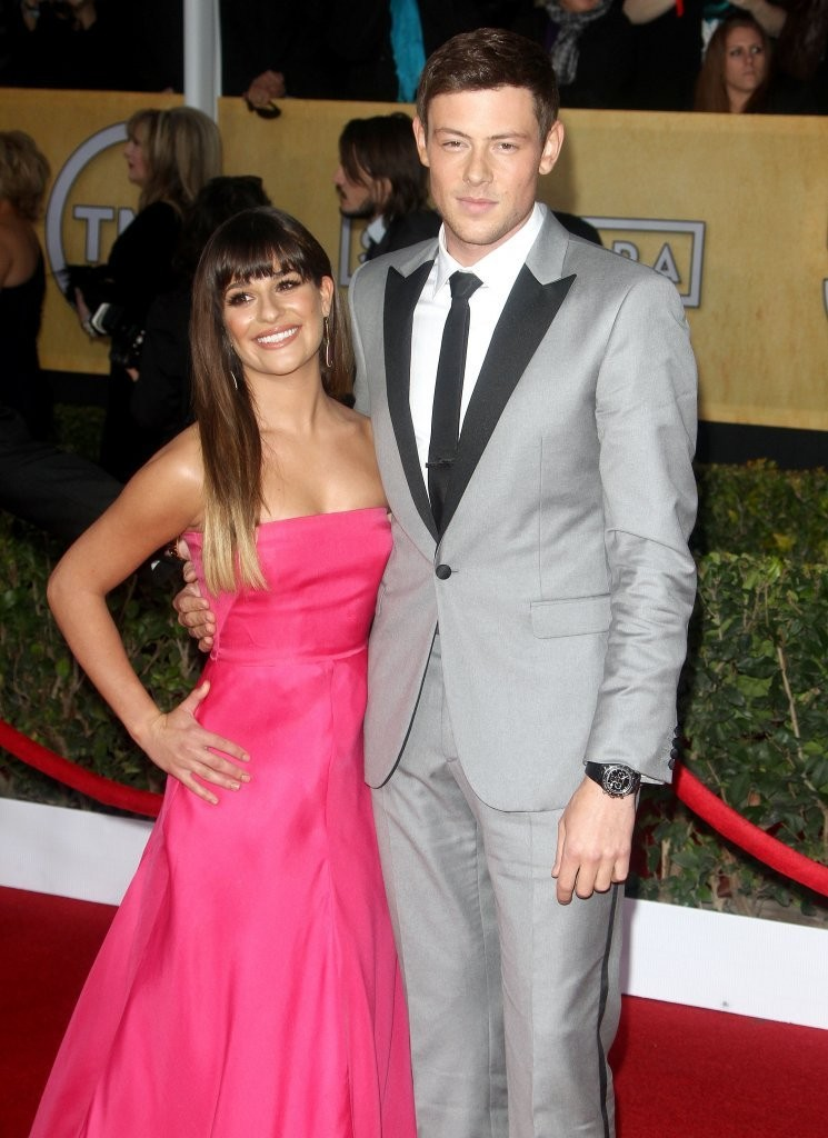 Screen Actors Guild Awards - Page 4 Leamic12