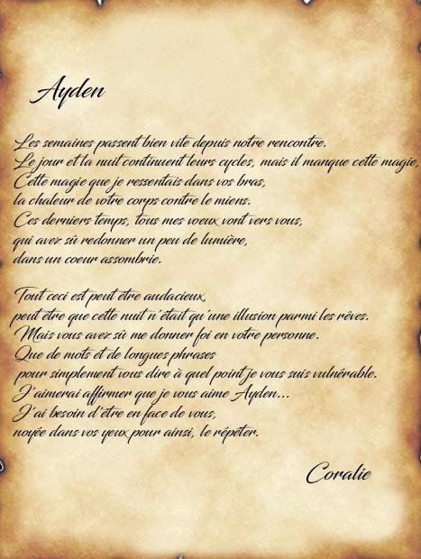 Correspondances de Coralie Lettre10