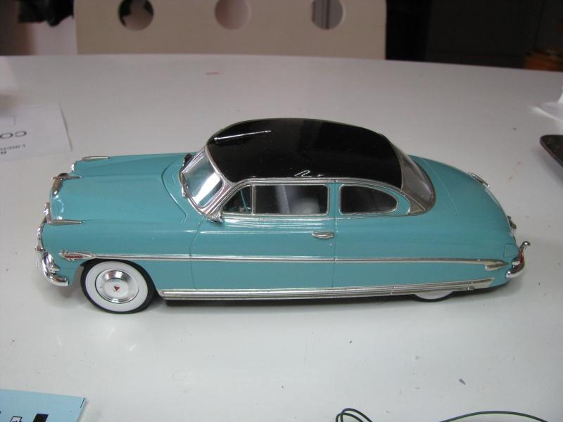 Hudson Hornet 1953 moebius  - Page 3 00110