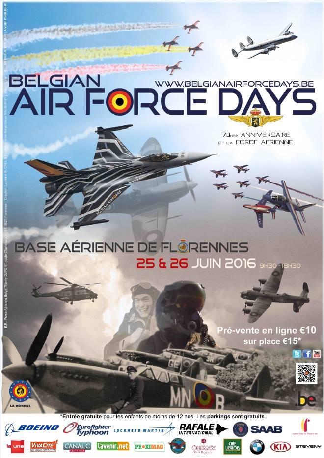 25 & 26 juin: JPO BA de Florennes (Belgique) 13407210