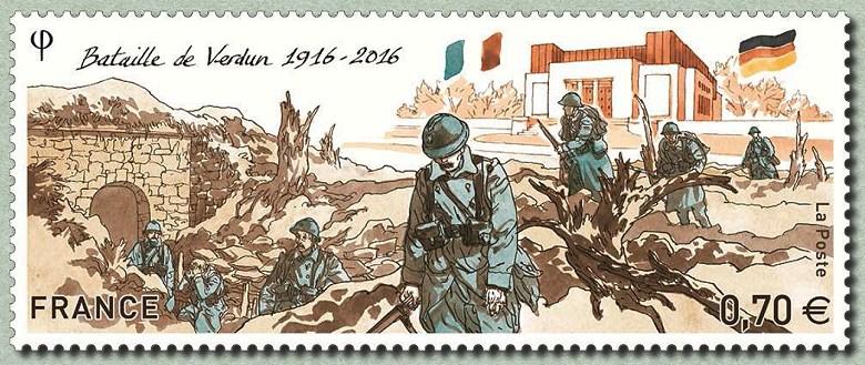 Et les timbres ? - Page 6 Verdun10
