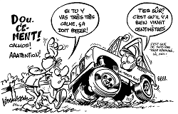 le monster garage a titi 4x4-ex10