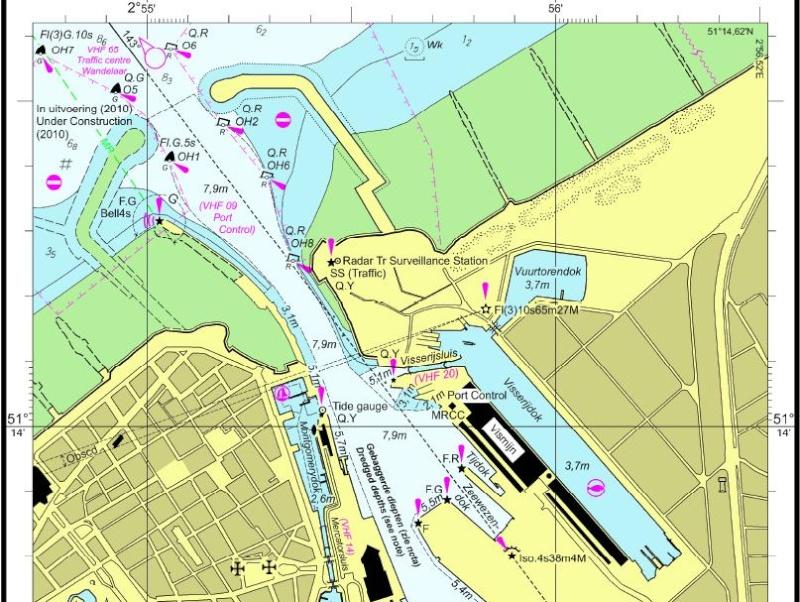 nouvelles carte du port d'Ostende Carte_10
