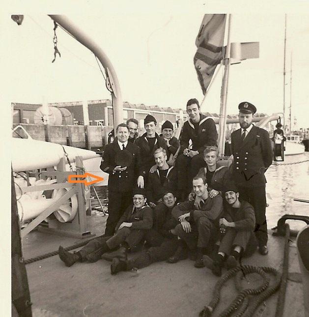 ancien de la marine1973/1976 M_932_10