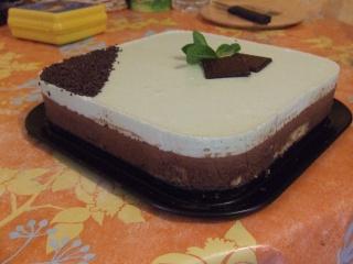 Bavarois chocolat menthe Photo_10