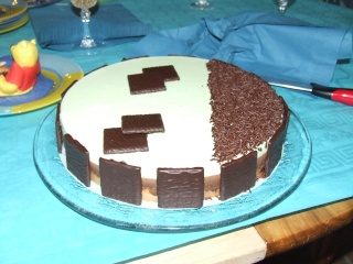 Bavarois chocolat menthe Photo_11