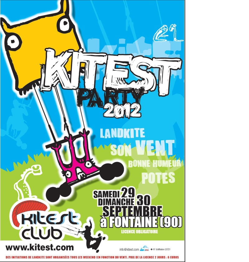 Kitest Party 29 et 30 Septembre 2012 à FONTAINE Kite_e10