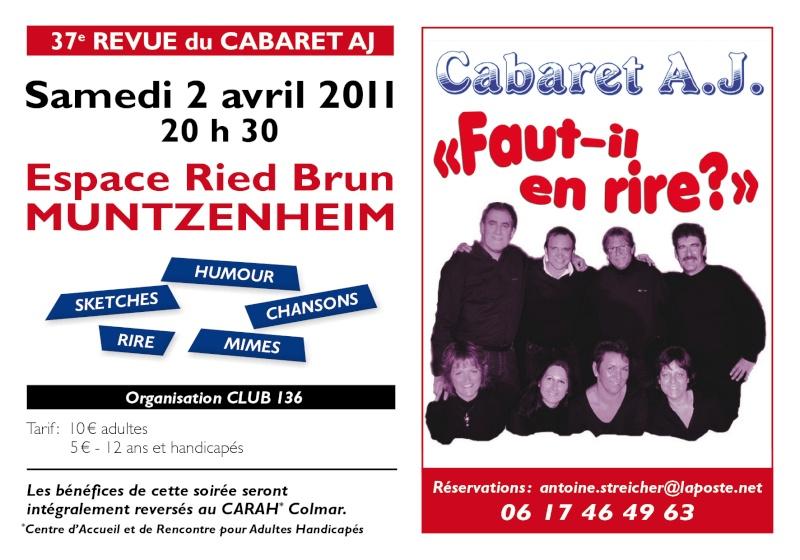 Soirée Cabaret Prospe10