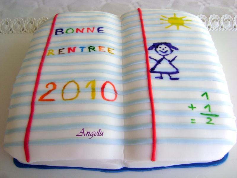 Cahier à spirales et cahiers - Page 2 Gateau10
