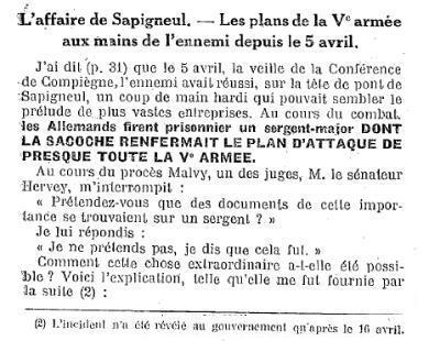 L'affaire de Sapigneul. 5 avril 1917 Affair10