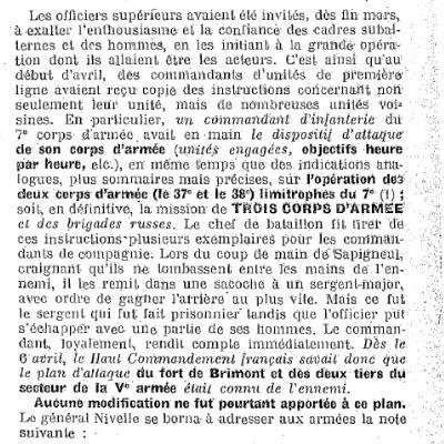 L'affaire de Sapigneul. 5 avril 1917 Affair11