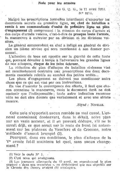 L'affaire de Sapigneul. 5 avril 1917 Affair12