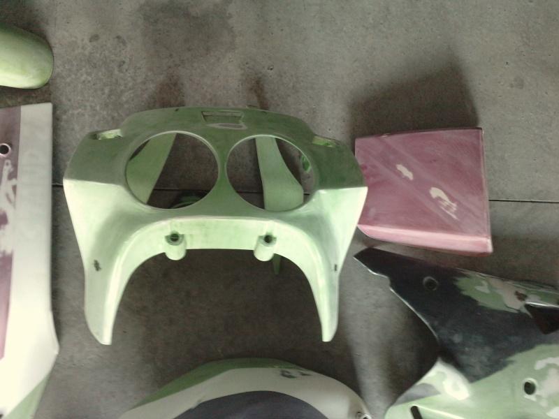 Ma verte en cours de resto peinture  P1005113