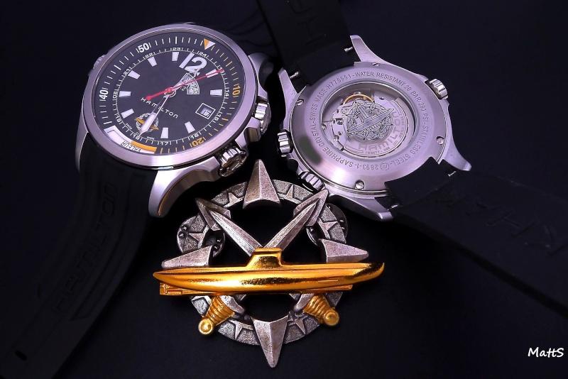 La montre du sous marinier Hamsou21