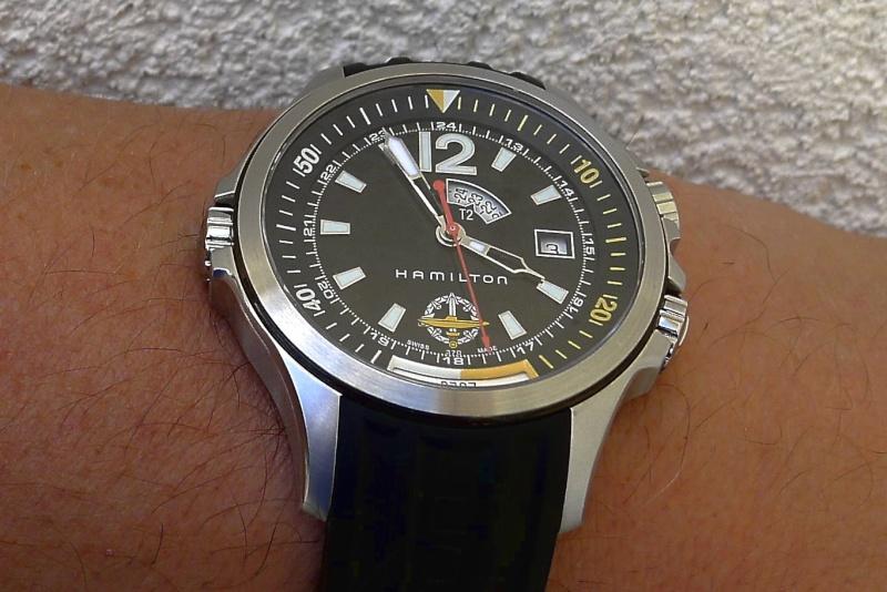 La montre du sous marinier Hamsou23