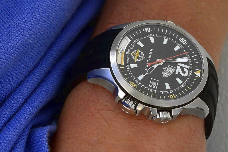 La montre du sous marinier Hamsou24