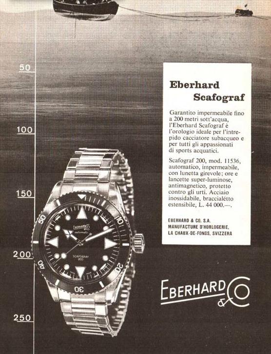 Saga des plongeuses: Eberhard Scafograf 200 Scafoa10