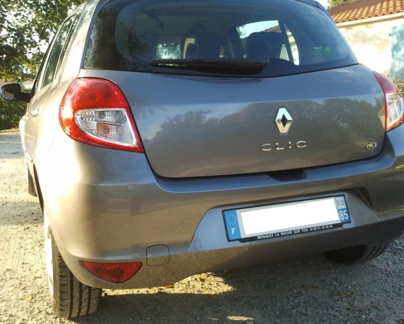 Ma Clio 1.5 DCI 75 Captur14