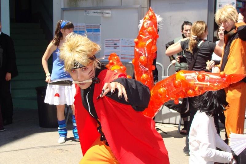 Photos de beaux cosplays  lors des conventions francaises ou etrangeres (sur le net) Dsc02910